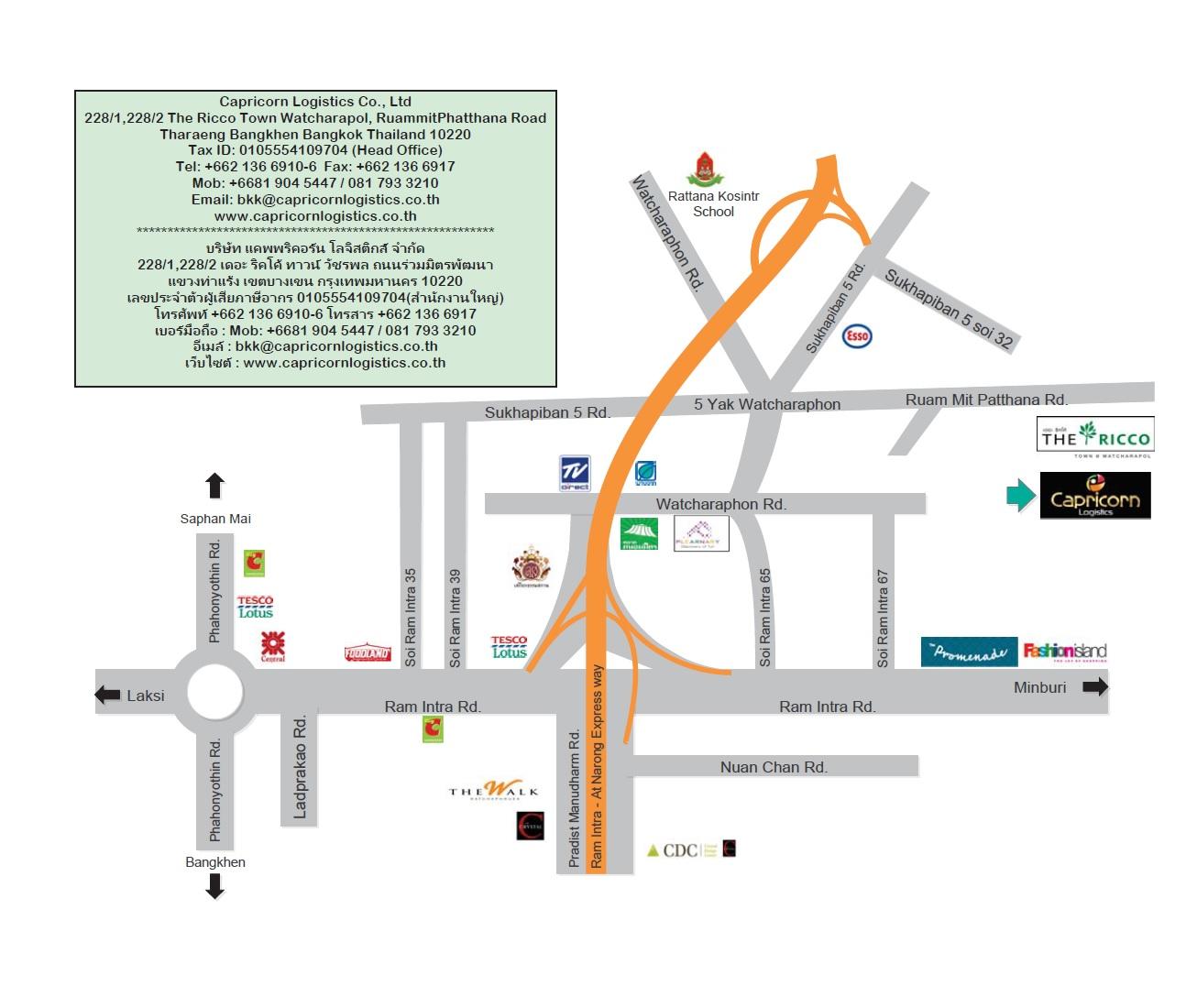 map Capricorn (new office1)